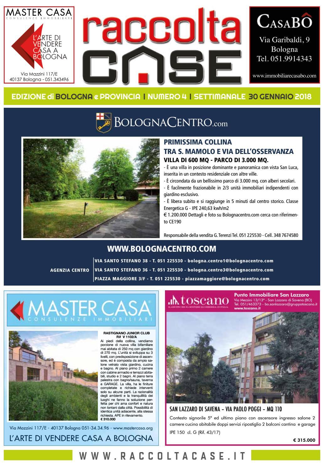 Spazio Vitale Studio Immobiliare raccoltacase bologna 4 - 2018 by publidok s.r.l. - issuu