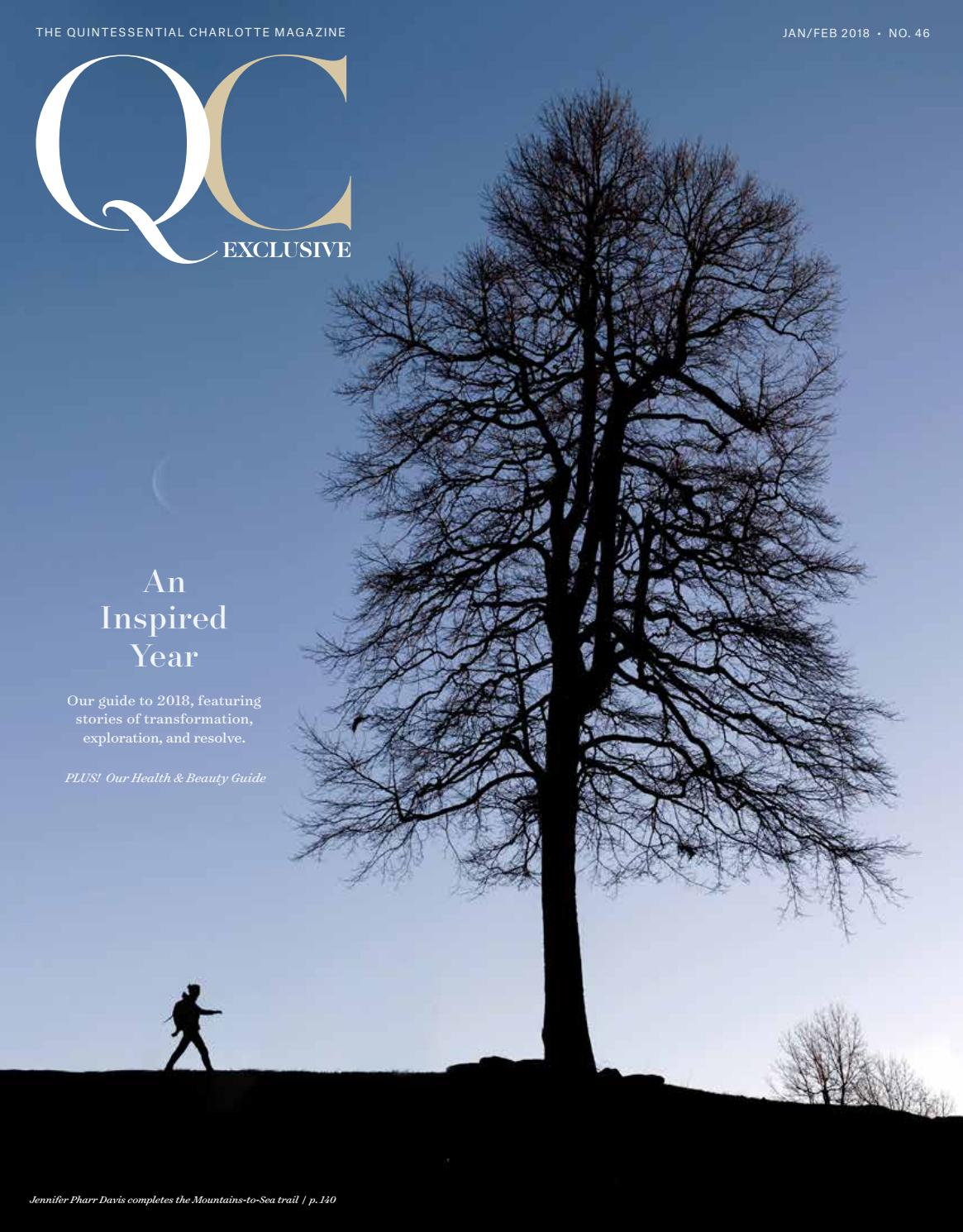 QC Exclusive No. 46 - 2018 - Issue 1 - Inspiration by QC Exclusive ...