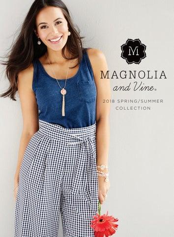 35afa7a08b10 Magnolia and Vine Spring Summer 2018 by Magnolia and Vine - issuu