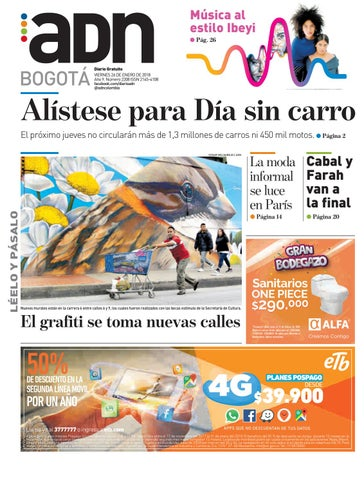 Adn bogota by diarioadn.co - issuu a904c759f60