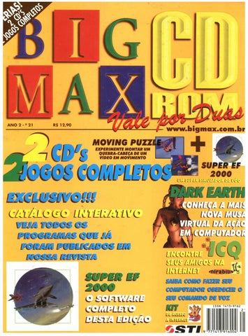 Bigmax 21 by Michel França - issuu 5a9cb5be1c5dd
