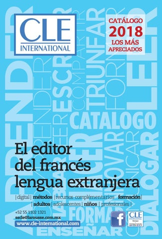 Catalogue cle international 2016 by cle international issuu cat esp cle digital 2018 fandeluxe Image collections