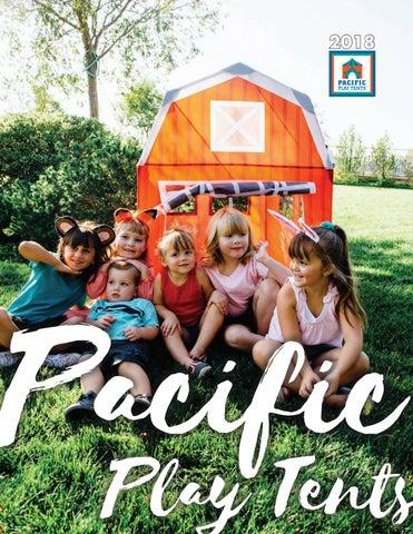 Outdoor Fun Pacific Play Tents 18112 Kids 12-Foot Kaleidochute Parachute for Indoor