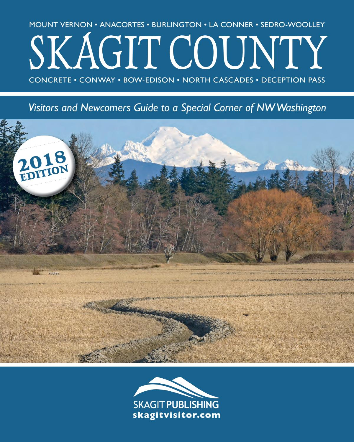 2018 Skagit County Visitors Guide by Skagit Publishing - issuu
