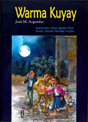 Warma kuyay historieta by Roger Cáceres - Issuu
