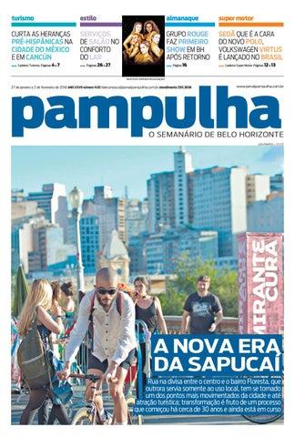 Pampulha, sábado - 27 01 2018 by Tecnologia Sempre Editora - issuu 2675cb1b27