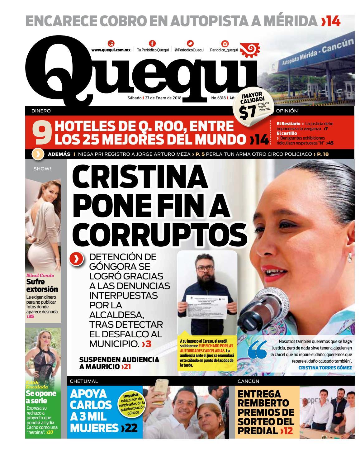 TU PERIODICO QUEQUI by Quequi - issuu