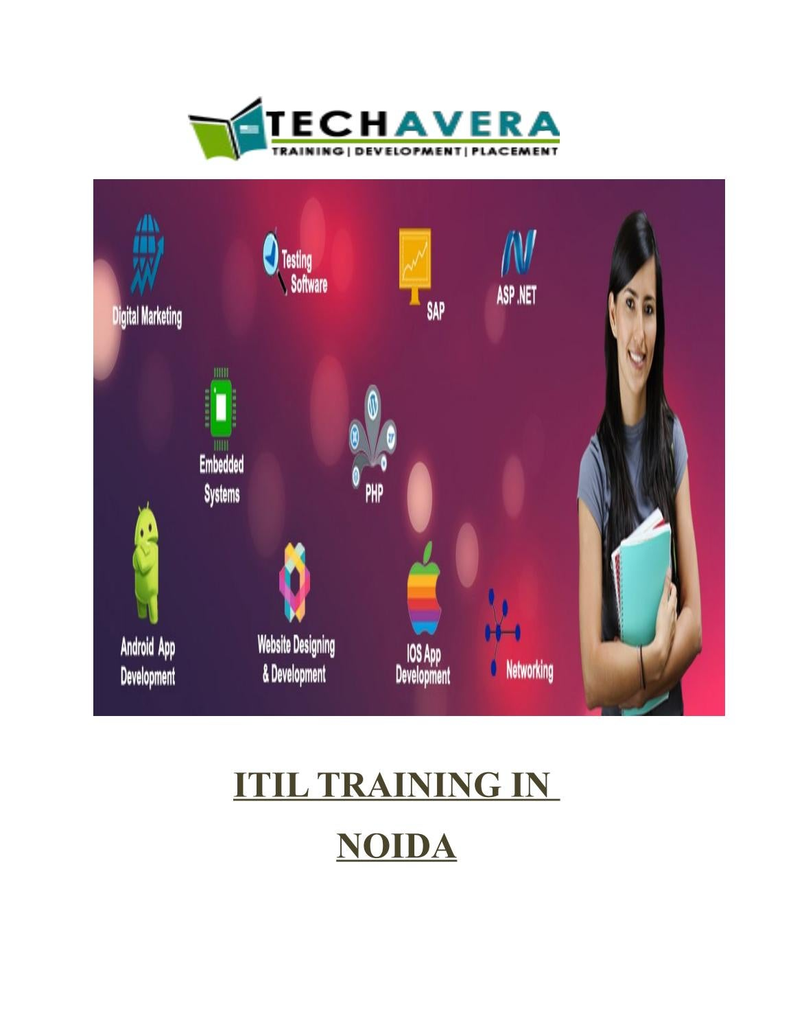 Itil Training In Noida By Himani Issuu