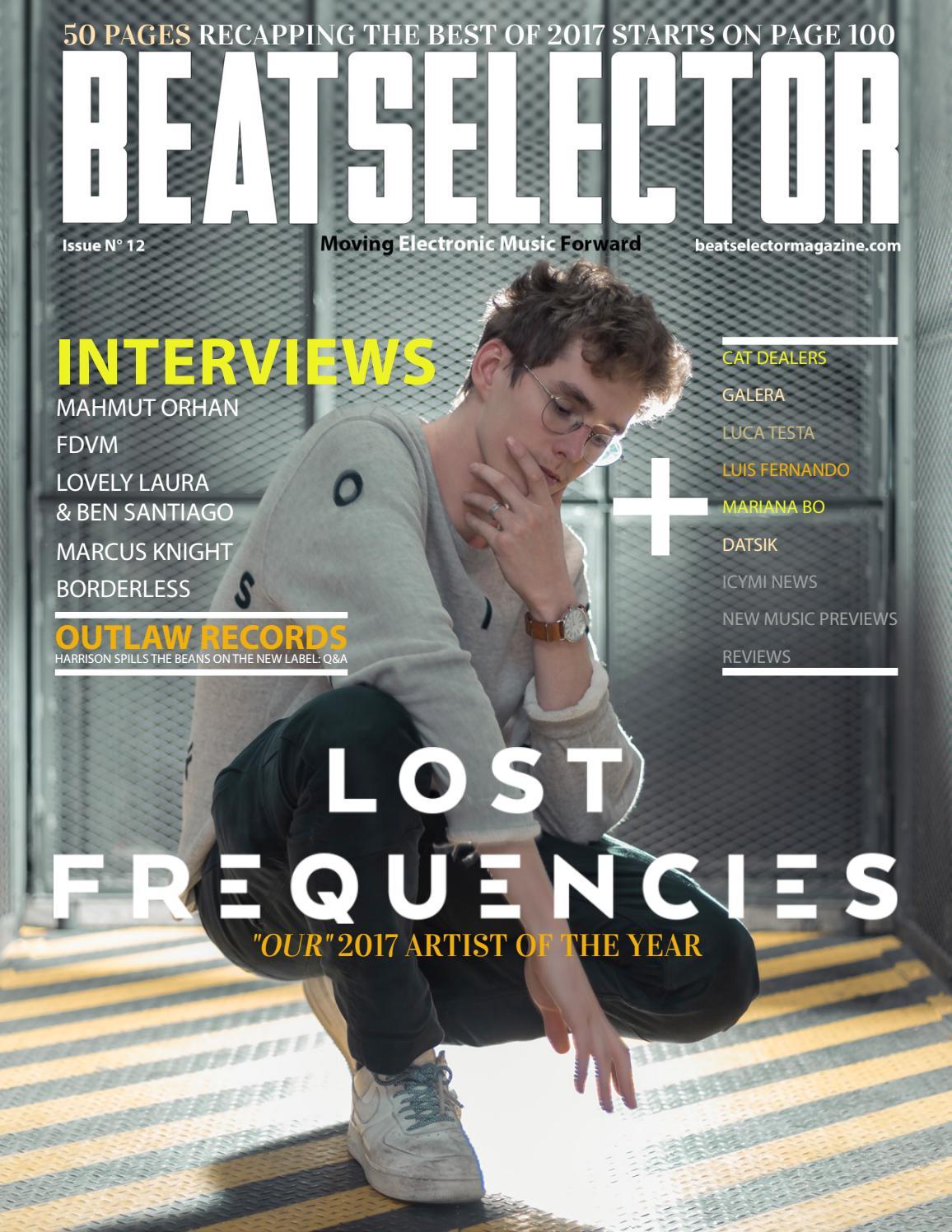 BEATSELECTOR Magazine Issue N°12 by BEATSELECTOR Magazine - issuu
