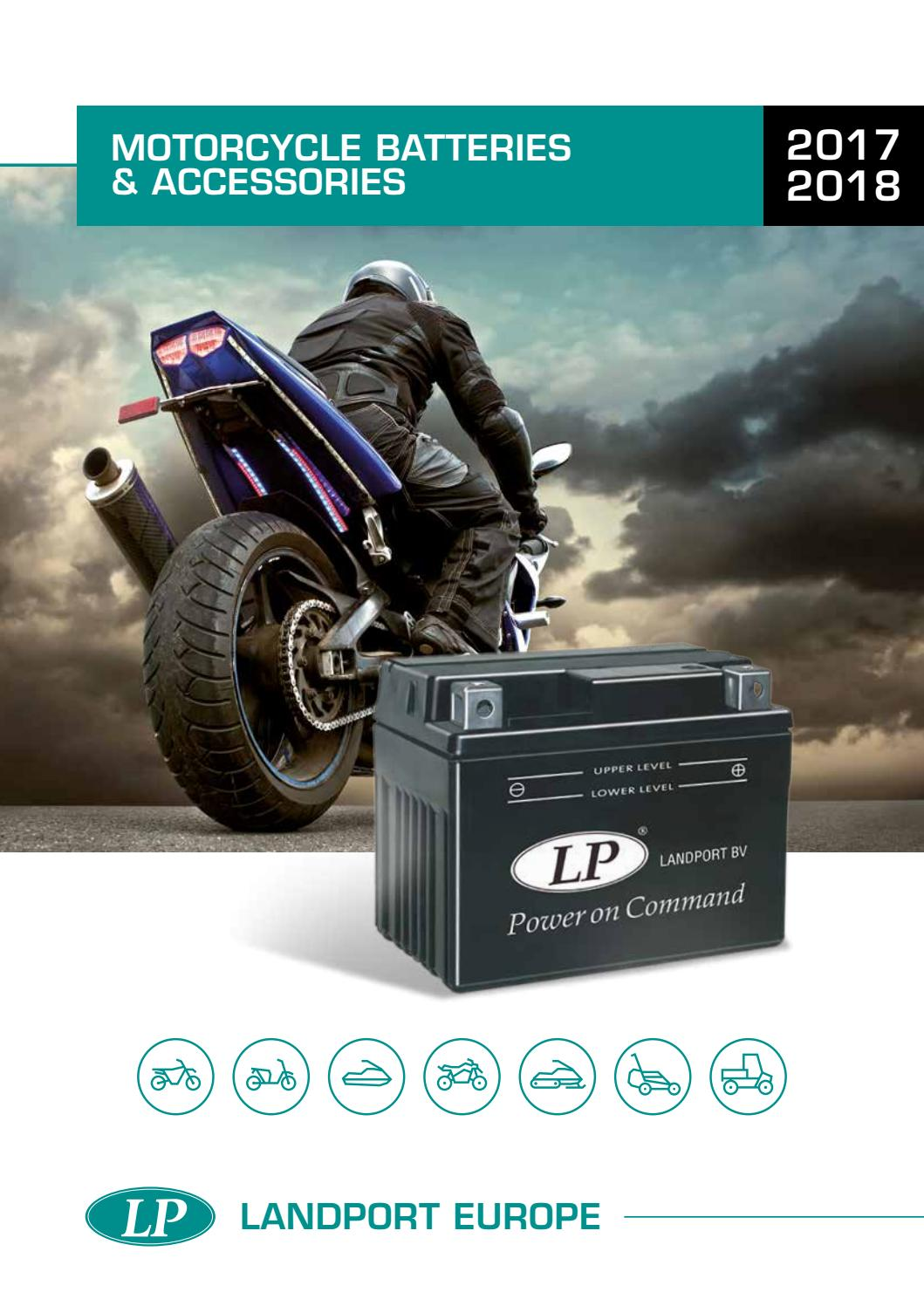 12V 4Amp Charger Mighty Max YTX30L-BS Battery for Moto Guzzi 1000cc 1000NT