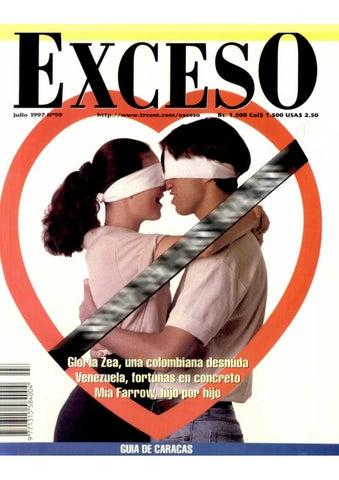 fc1c925cc7 Revista Exceso edición nº 99 julio 1997 by Revista Exceso - 1988 a ...