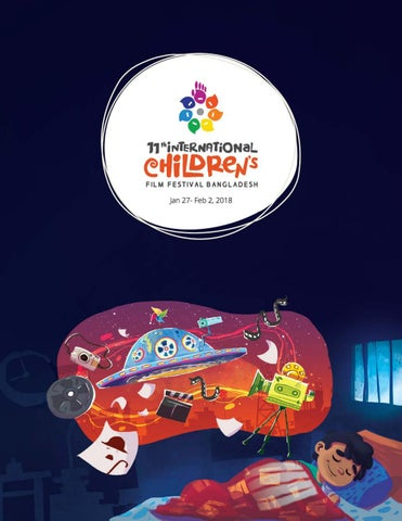 11th International Children's Film Festival Bangladesh Brochure by