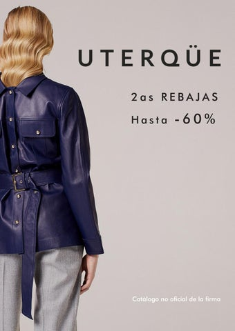 Catálogo 2as Rebajas Uterqüe by Arancha Balcells - issuu 0cd78b73cc86