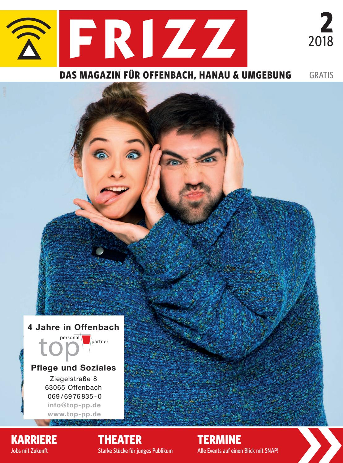 FRIZZ Das Magazin Fenbach Februar 2018 By Frizz Fenbach Issuu