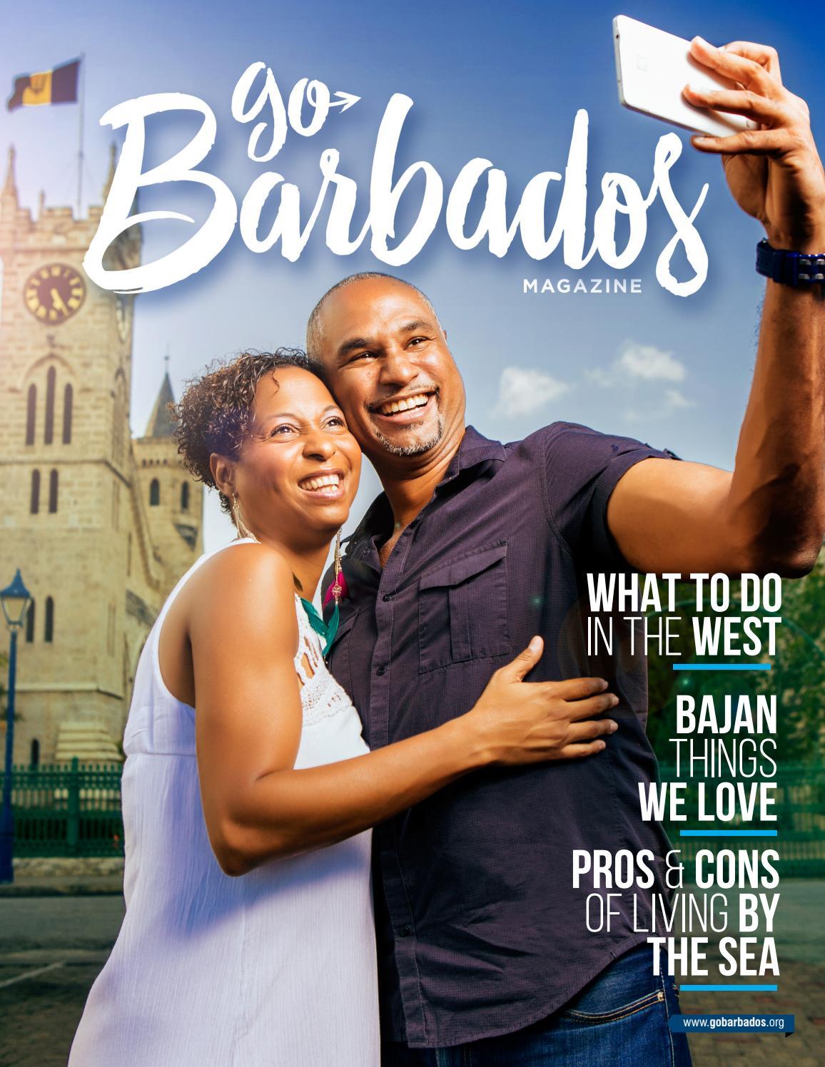 50bb6931 Go Barbados - Issue #1 by Caribbean Dreams Magazine - issuu