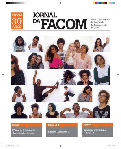 Jornal da Facom - edição especial 30 anos da FACOM by Jornal da ...