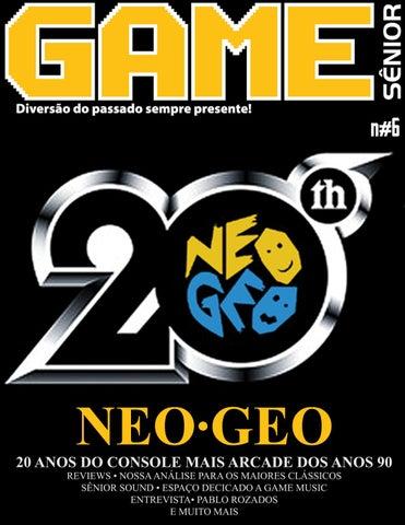 Game Sênior 06 - Junho 2010 by Checkpoint Geek Bar - issuu c7dcbb9149e