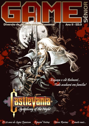 castlevania symphony of the night sega saturn traduzido