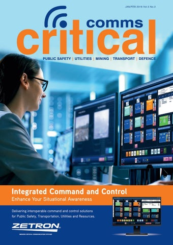 Critical Comms Jan/Feb 2018