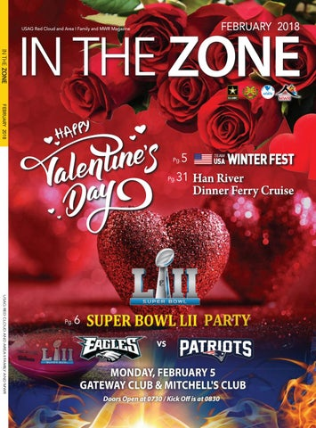 d171ef818 IN THE ZONE February 2018 by USAG Casey Family and MWR - issuu