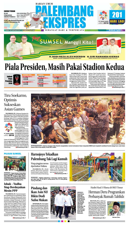 Palpres Senin 29 Januari 2018 By Natrium Klorida Issuu Produk Umkm Bumn Kapal Batok Lebak