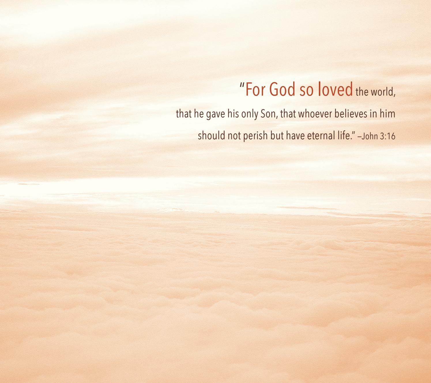 For God So Loved by Our Daily Bread Ministries - issuu