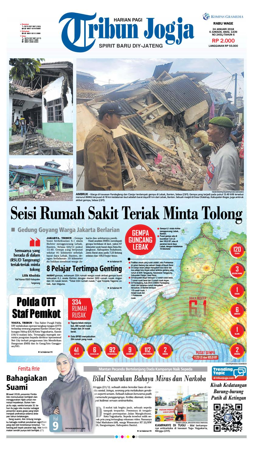 Tribunjogja 24 01 2018 By Tribun Jogja Issuu Produk Ukm Bumn Permen Tape Ladida