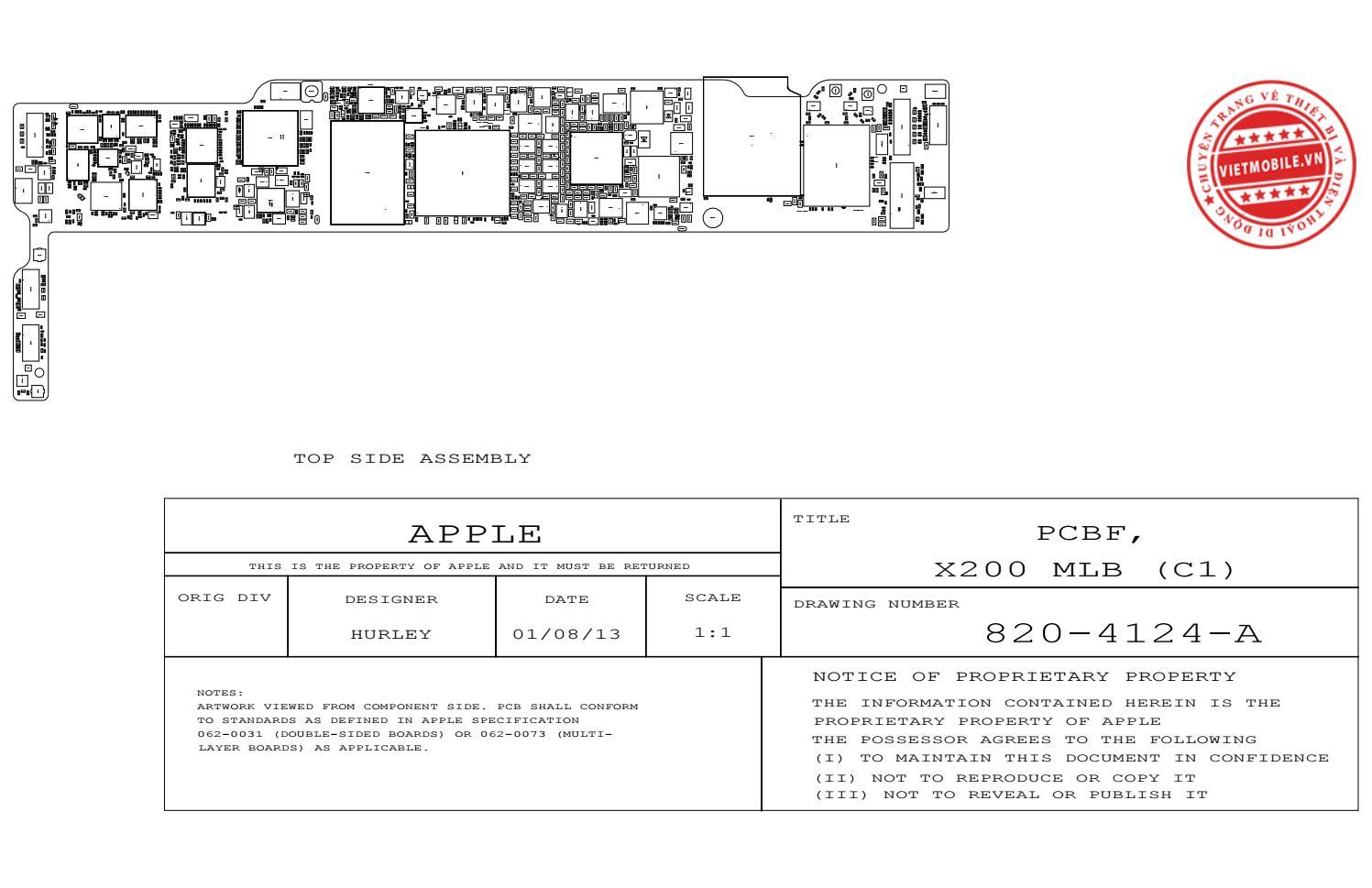Ipad mini 2 full schematic diagram by yun zhang - issuuIssuu