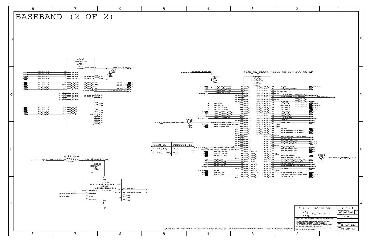 Ipad Mini 2 Full Schematic Diagram By Yun Zhang
