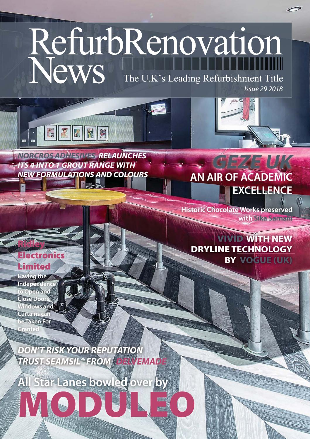 8928d458643d Refurb Renovation News Issue 29 by Lapthorn Media - issuu