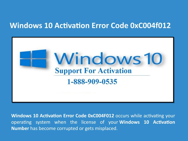 windows 10 activation codes