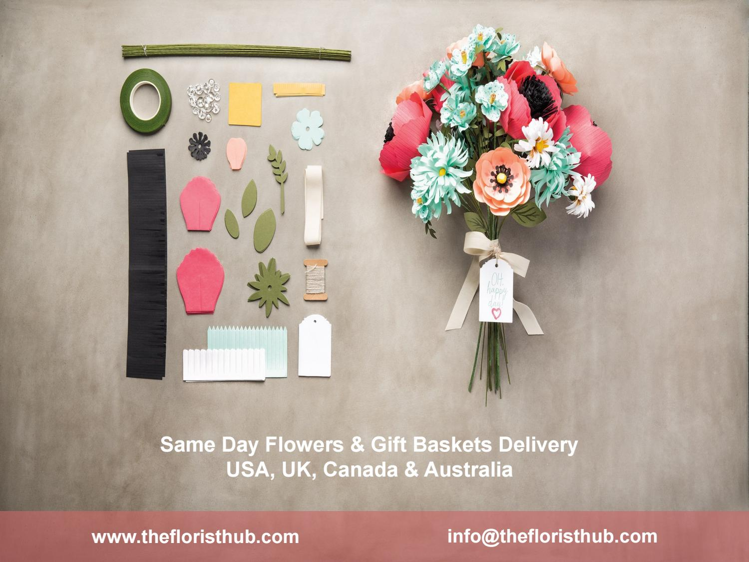 Gifts And Flowers Next Day Delivery