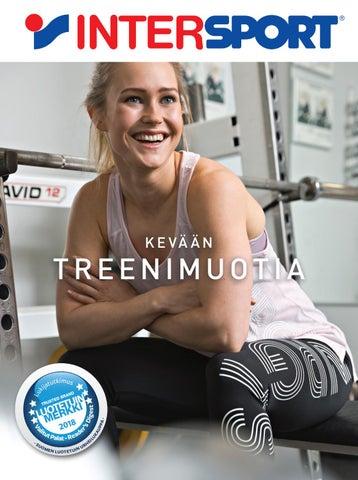 Naisten kevään treenimuotia by Intersport Finland - issuu c08d4c76bb