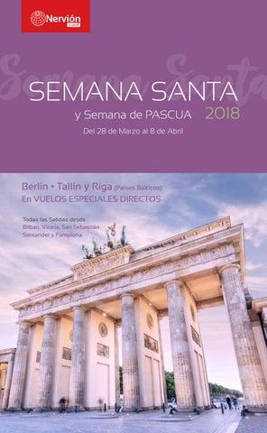 5c55ee9776 Semana Santa SEMANA SANTA y Semana de PASCUA Del 28 de Marzo al 8 de Abril