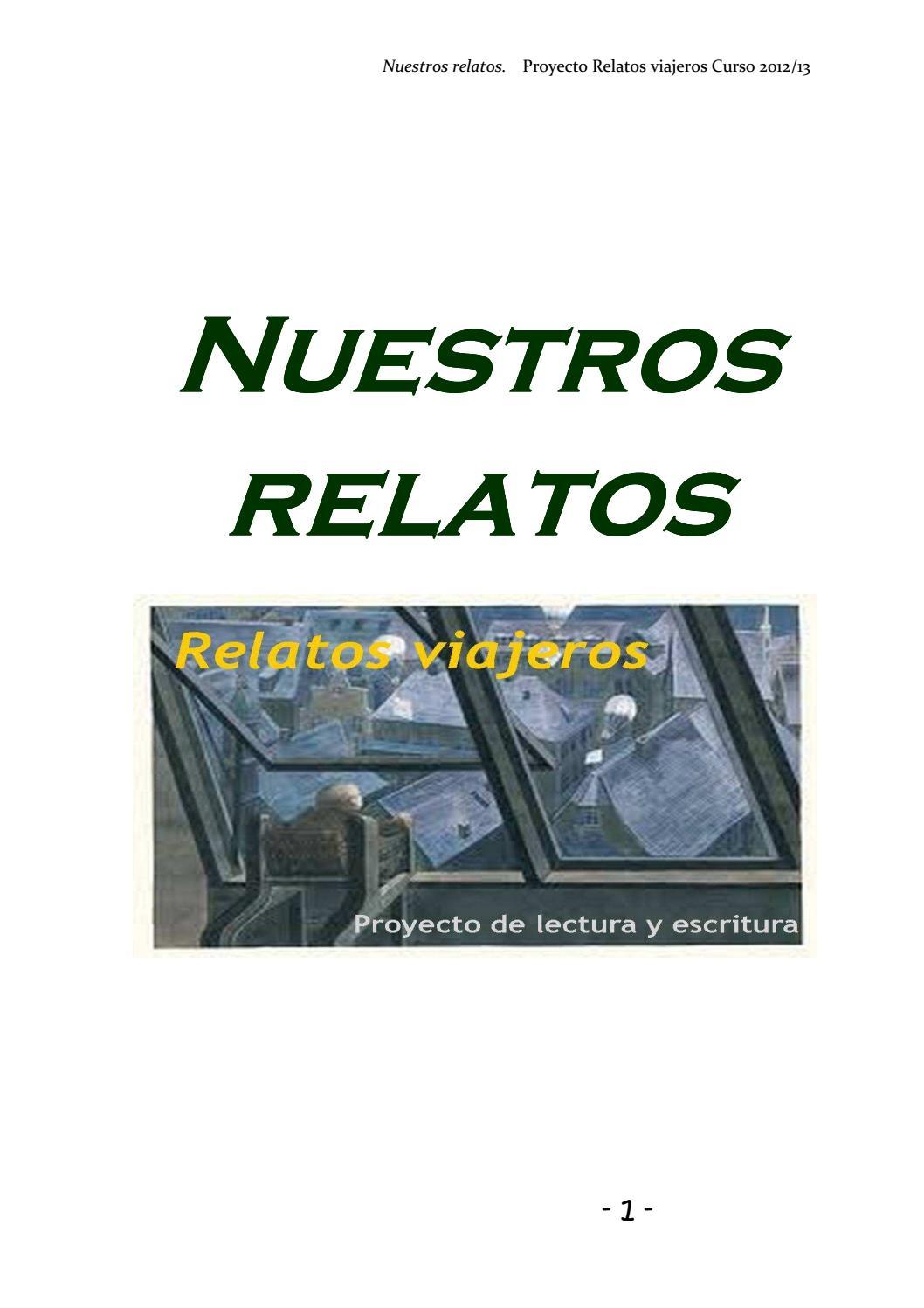 Todos los relatos viajeros by gruporutasliterarias - issuu