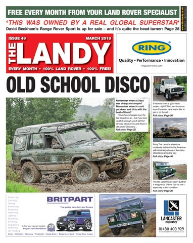 The Landy March 2018 by Assignment Media Ltd - issuu
