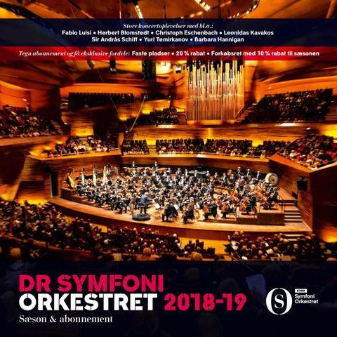 koncerter i dr koncerthus