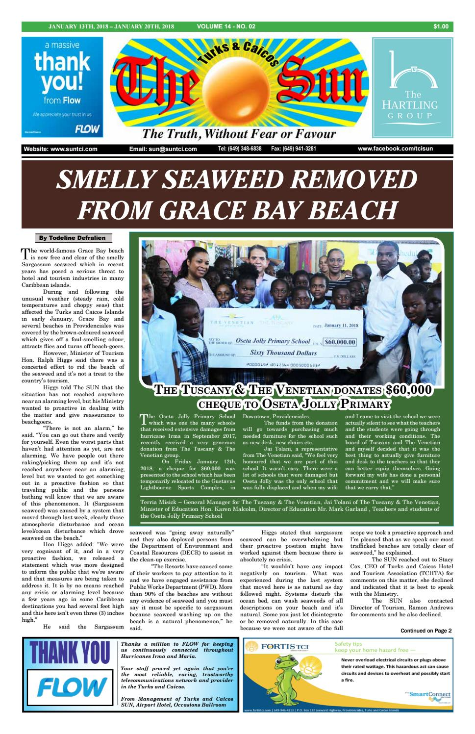 VOLUME 14 ISSUE 02 by The SUN Newspaper - issuu 4293622f6