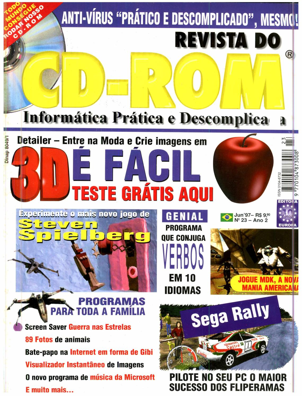 Revista do cdrom 023 by Michel França - issuu 2f96b305275ce