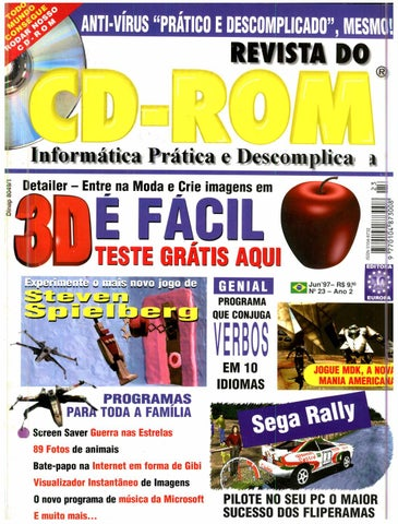 a5b7b4366c94d Revista do cdrom 023 by Michel França - issuu