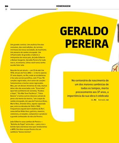 Page 32 of Geraldo Pereira