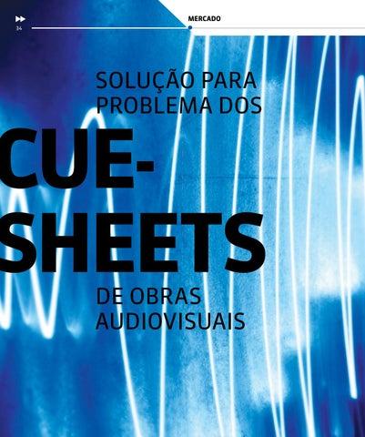 Page 34 of Solu\u00E7\u00E3o para problema dos Cue-Sheets de obras audiovisuais