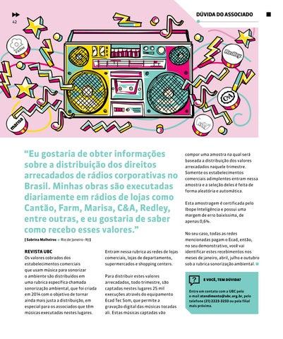 Page 42 of D\u00FAvida do Associado