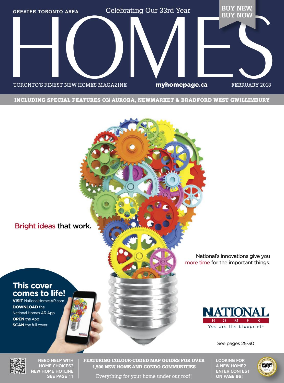 Homes magazine feb 2018 by homes publishing group issuu malvernweather Image collections