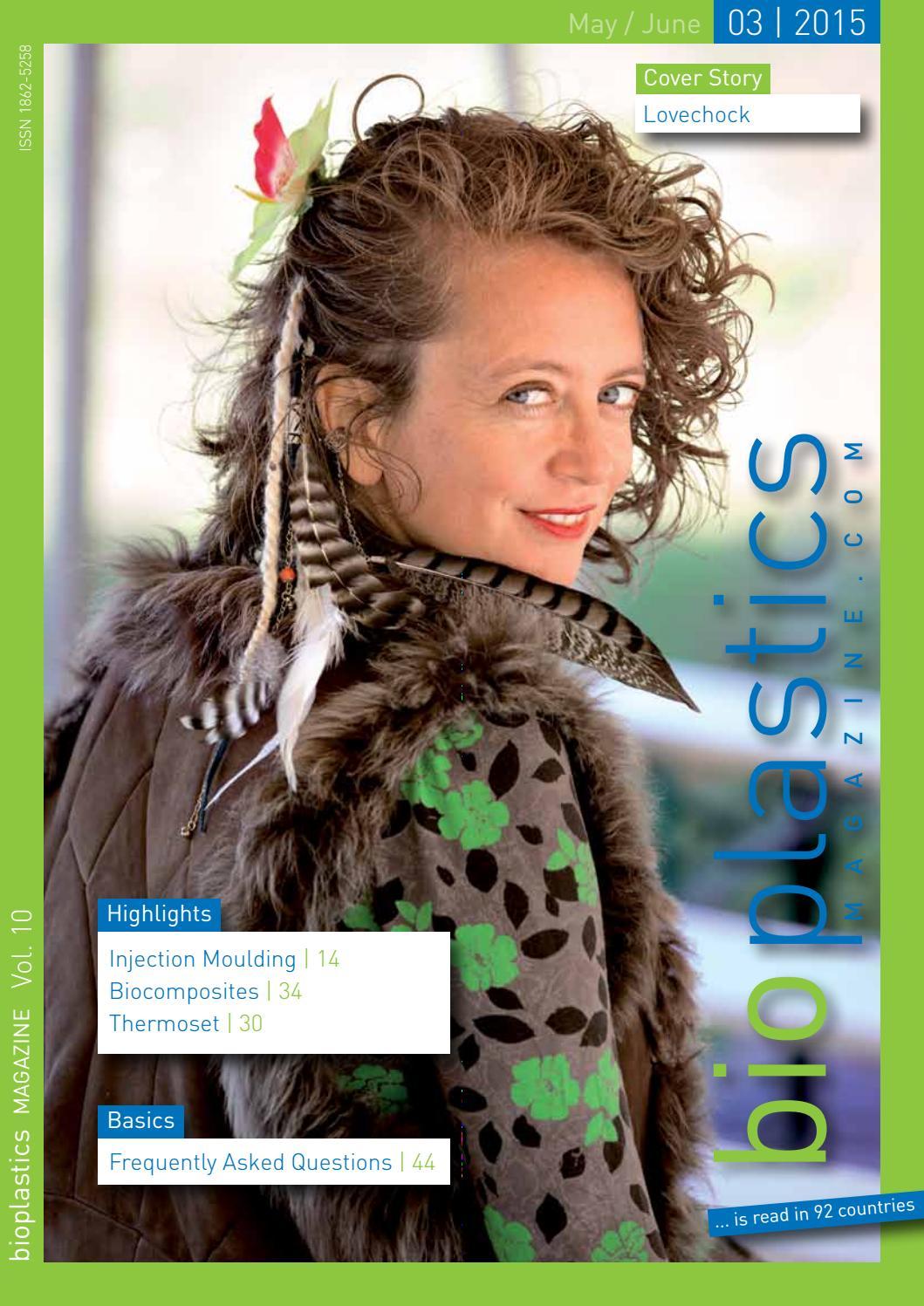 bioplastics MAGAZINE 03-2015 by bioplastics MAGAZINE - issuu