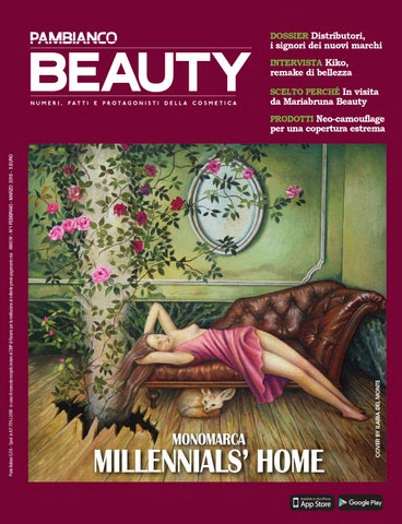 Pambianco Beauty N1 2018 by Pambianconews - issuu 7f2c1635cee