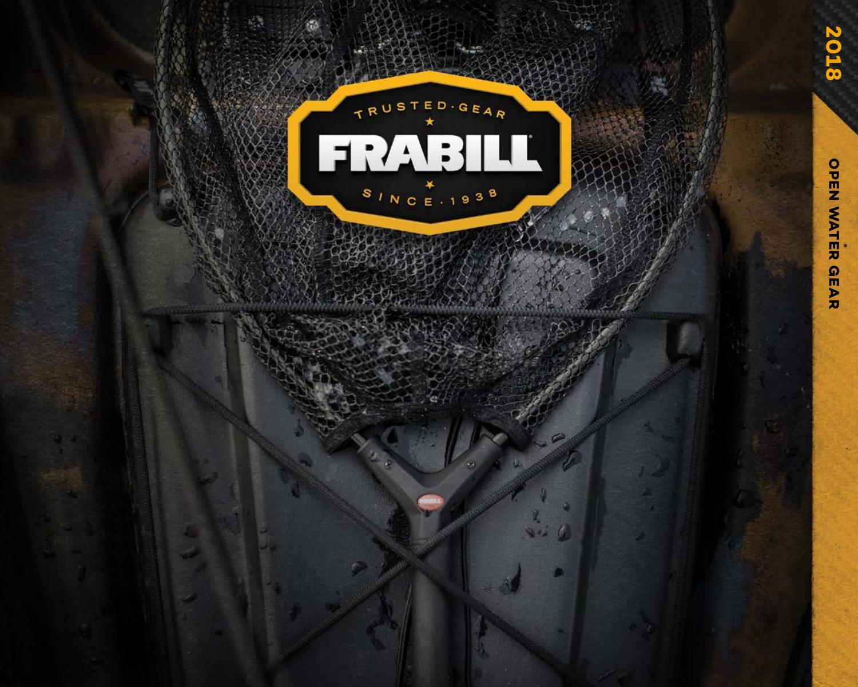 """21/""""X 25/"""" Handle Length 48-96/"""" Frabill Tru-Trax 3803 Telescoping Landing Net"""