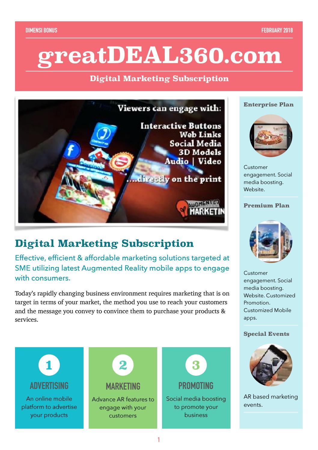 Gd360 marketing brochure by me9440 - issuu