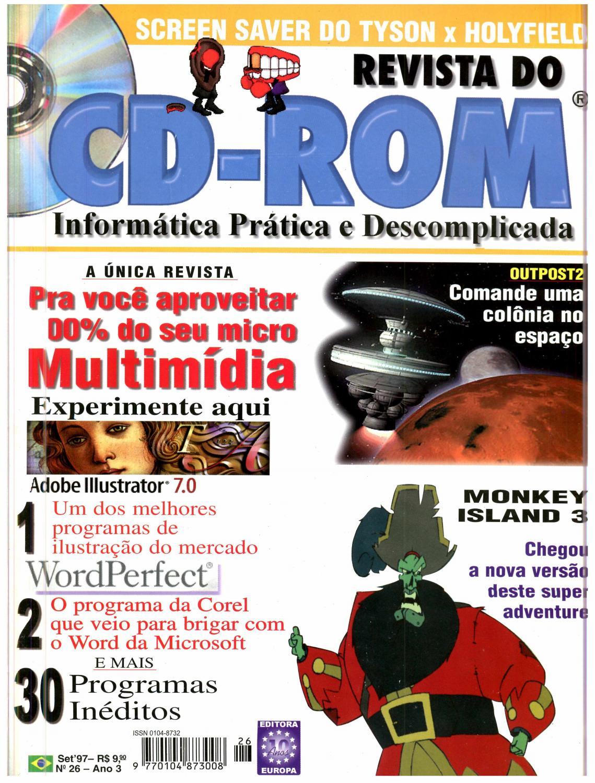 087e85ea9 Revista do cdrom 026 by Michel França - issuu