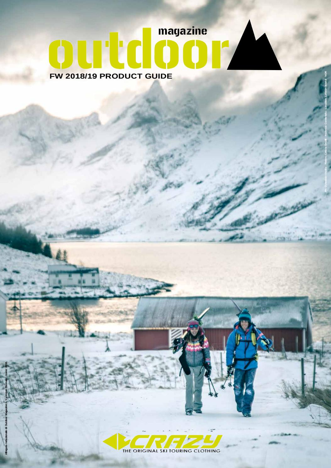 Outdoor Mag Product Guide 1 2018 by Sport Press issuu